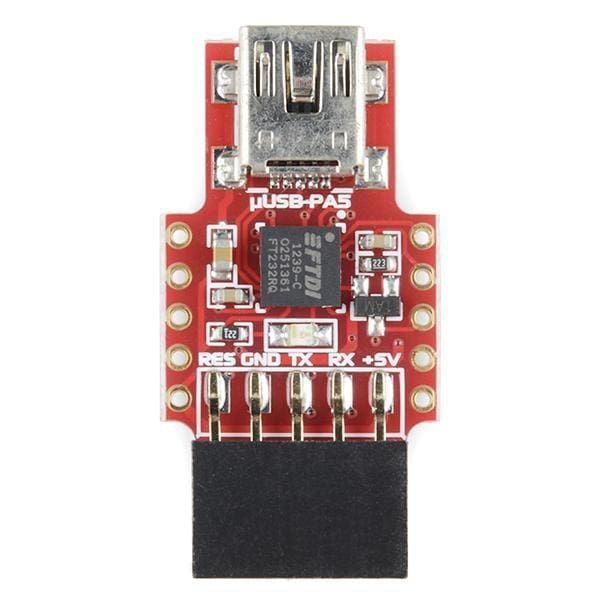 USB-to-Serial Bridge - uUSB-PA5 - Other