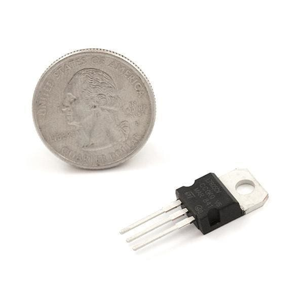 Voltage Regulator - 5V - Active Components