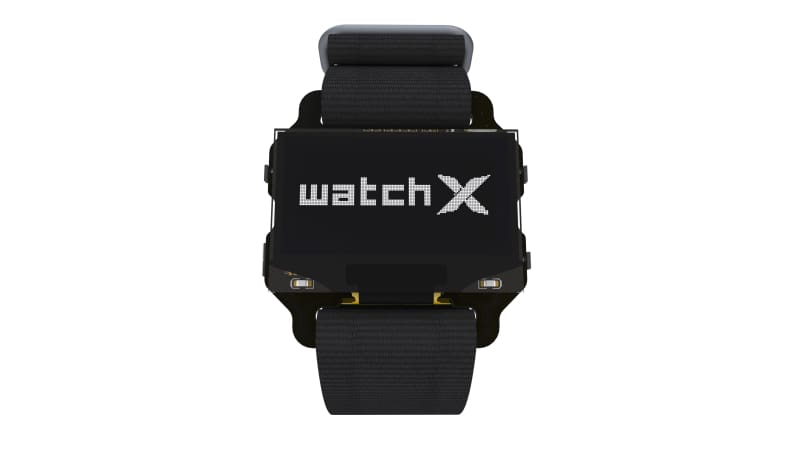 watchX - Arduino and Scratch Compatible Wearable Development Board - Dev Boards