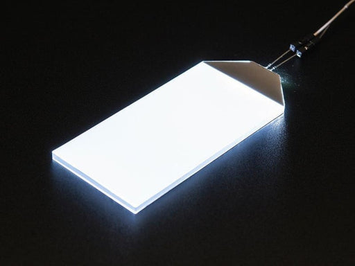 White Led Backlight Module - Large 45Mm X 86Mm - Leds