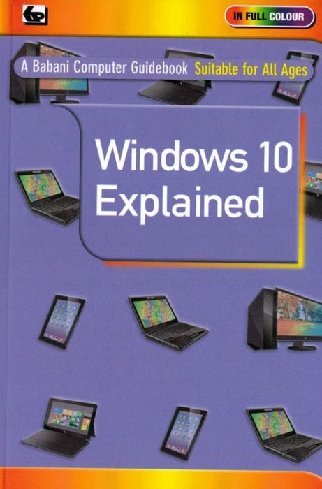 Windows 10 Explained - Books