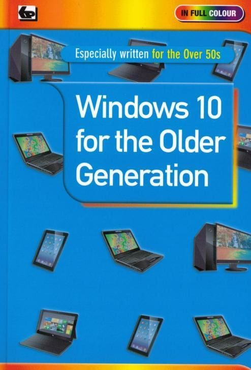 Windows 10 for the Older Generation - Books