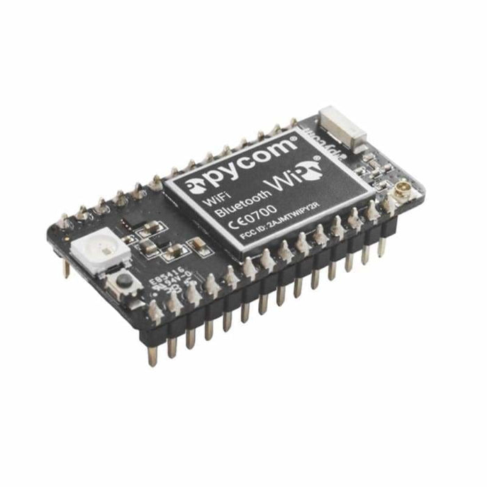 Wipy 2.0 Wifi + Bluetooth Micropython Dev Board - Dev Boards