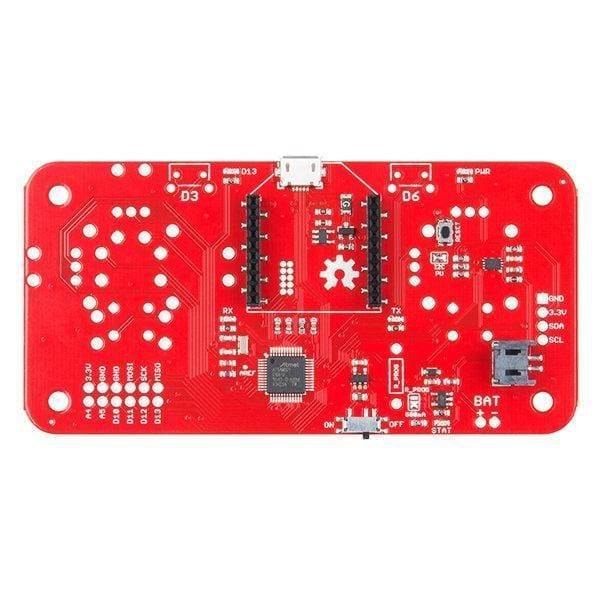 Wireless Joystick Kit (Kit-14051) - Switches