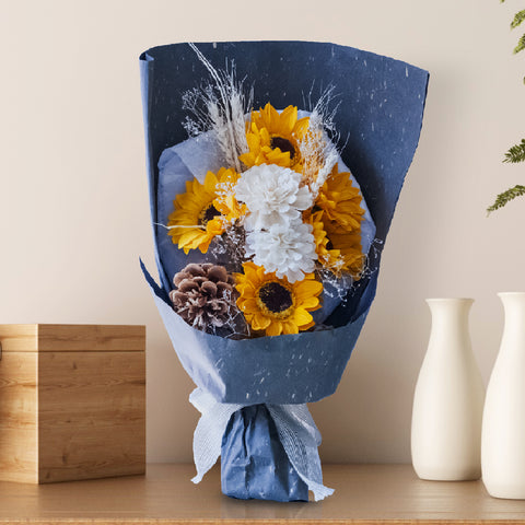 Artificial Sunflower Bouquet