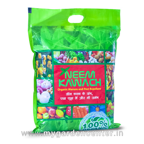 Neem Kawach (Organic Manure and pest repellant)