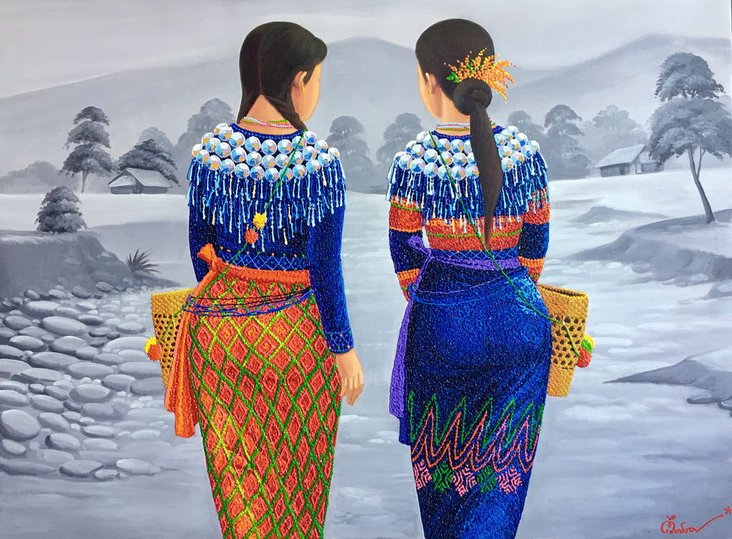 Kachin Ladies