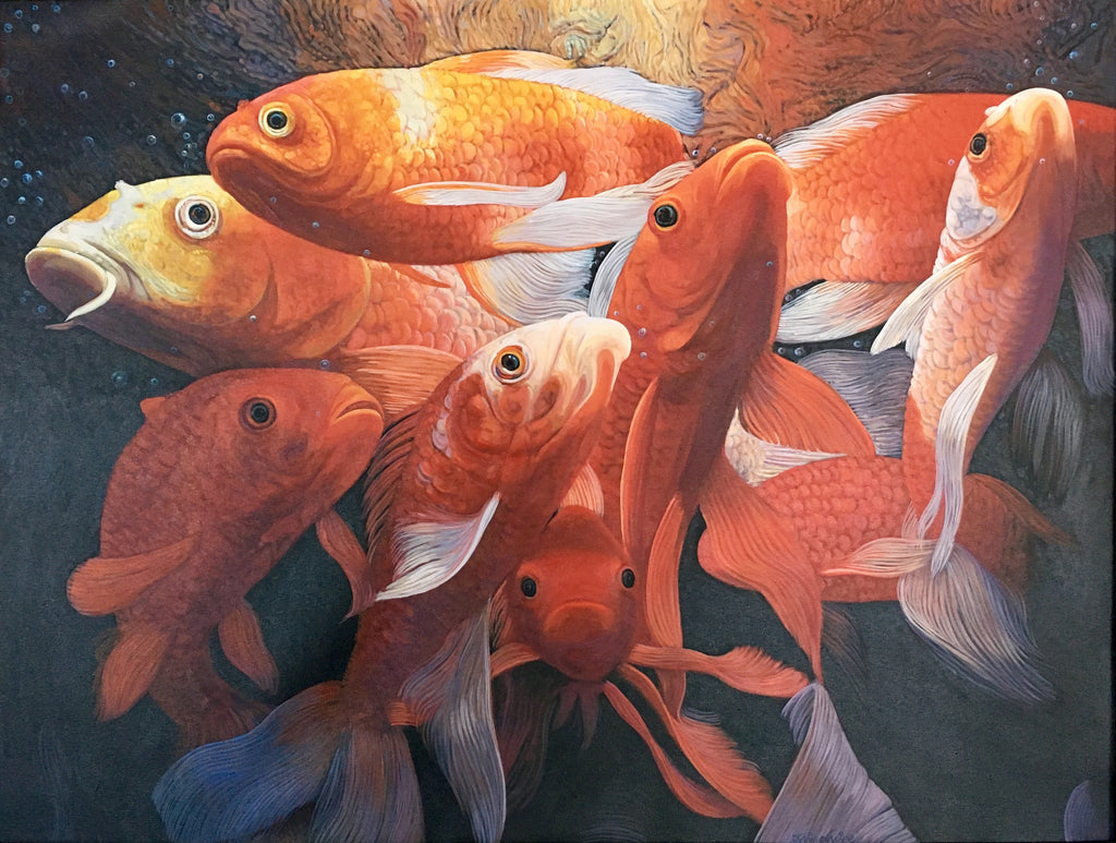 Lucky Fishes