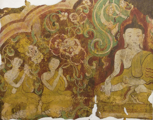Ancient Mural