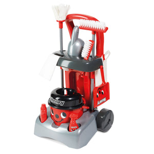 Deluxe Henry Cleaning Trolley Toy