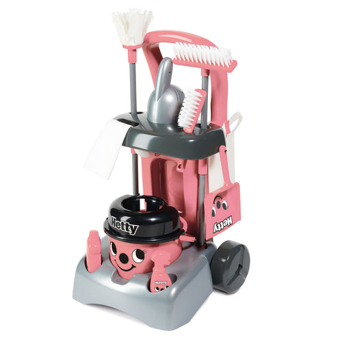 Deluxe Hetty Cleaning Trolley Toy