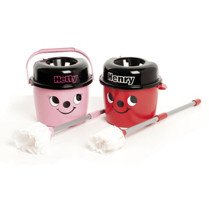 Hetty Toy Mop & Bucket