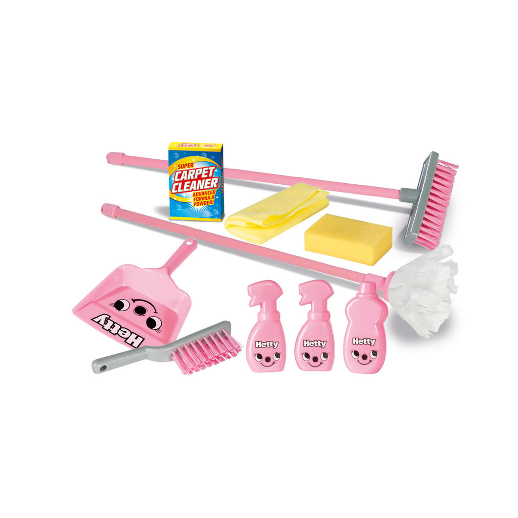 Hetty Household Cleaning Set