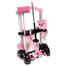 Hetty Cleaning Trolley Toy