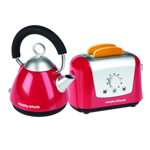 Morphy Richards Toy Kitchen Toaster & Kettle Set