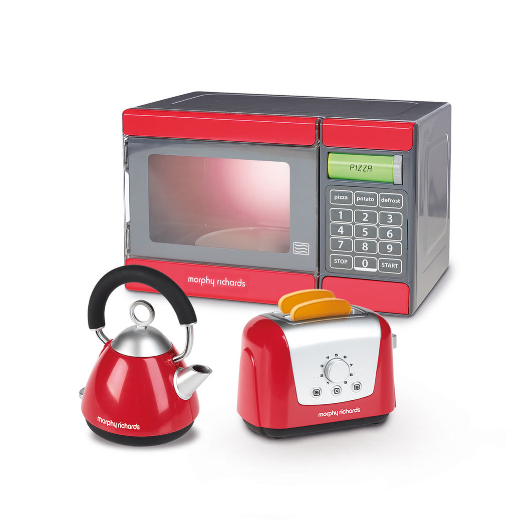 Morphy Richards Toy Microwave Set
