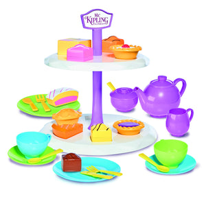 Mr Kipling Cake Stand and Tea Set