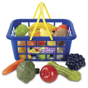 Fruit & Veg Play Food Basket