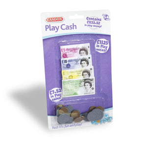 Play Cash - Pounds
