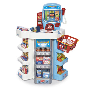 Self Service Pretend Play Supermarket