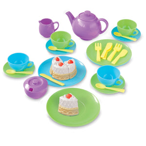 Dinnerware & Tea Set