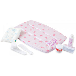 Changing Mat Set for Dolls