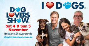 Dog Lovers Show - Brisbane