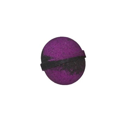 Black raspberry vanilla  Small bath bomb