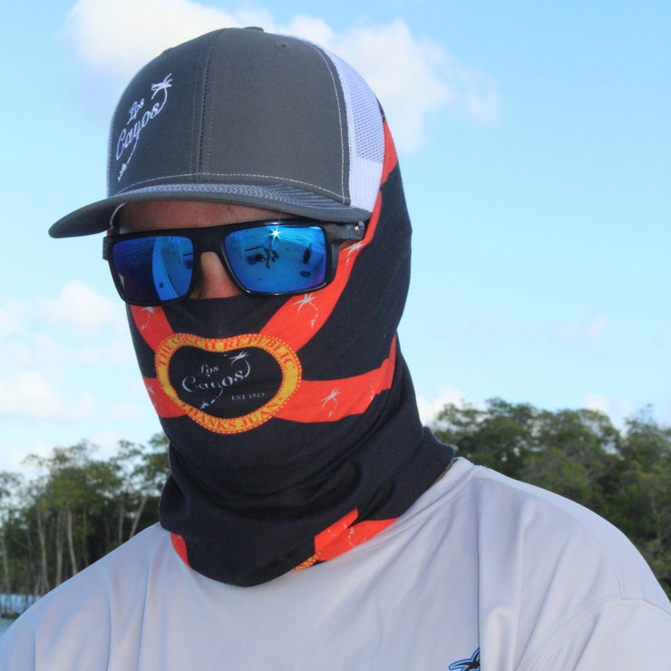 Sun Buff - Face Shield / Los Cayos Flag