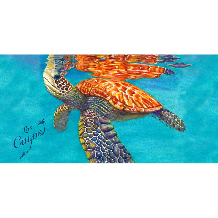 Beach Towel - Extra Large / Los Cayos Turtle