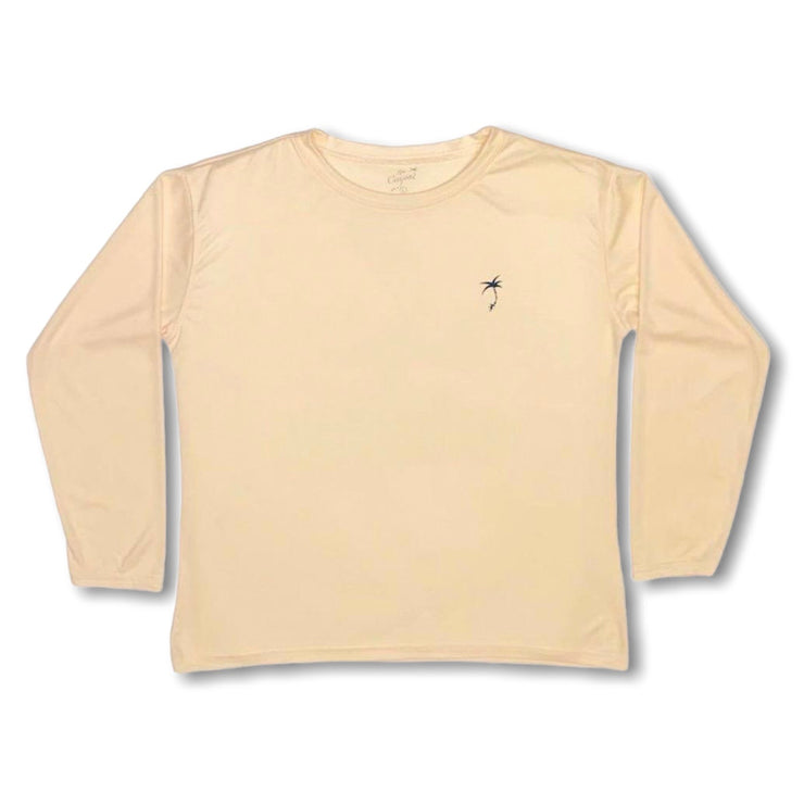 Pepé Pelican / Yellow- Quick Dry UPF 50+ Mens Long Sleeve