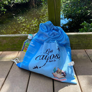 Compact Sustainable Cleanup Barrel Bag Benefitting Florida Keys SPCA