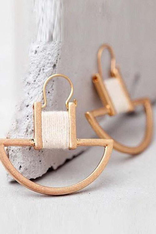 Awadolls Casual Style Simple Fashion Earring