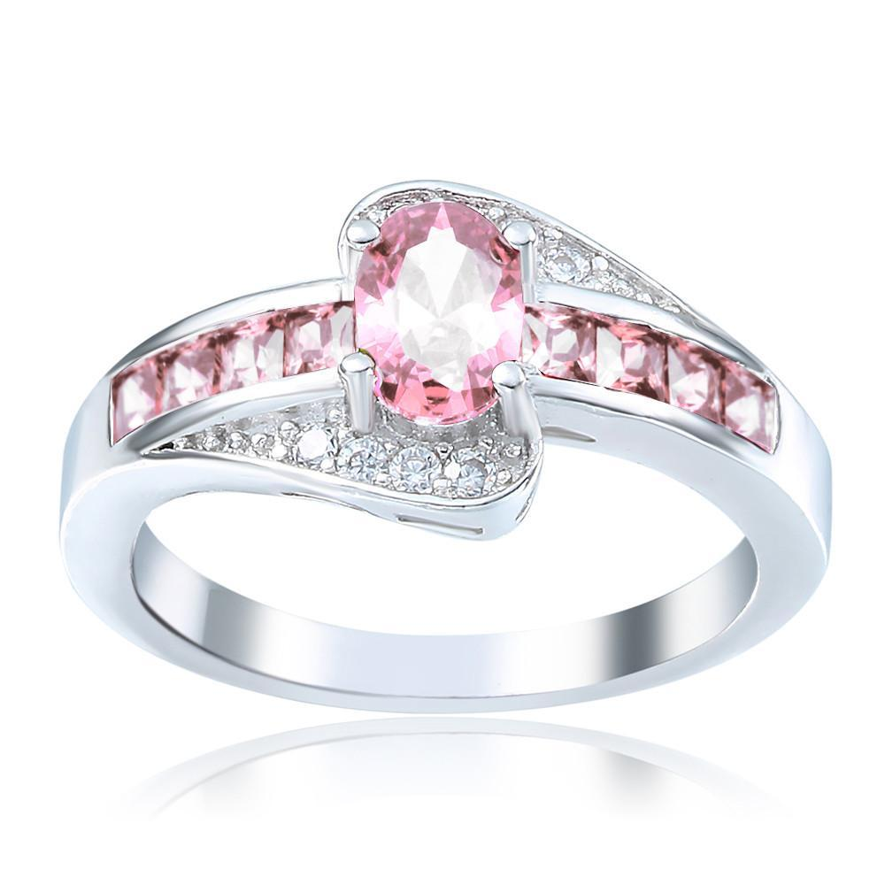 rings rhodium grande collections ny kate cz lg bissett ring pink october birthstone