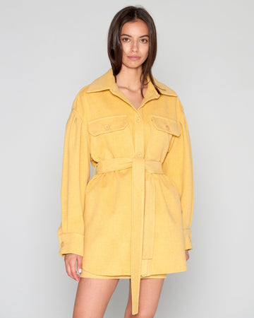 Hailey Shirt Yellow