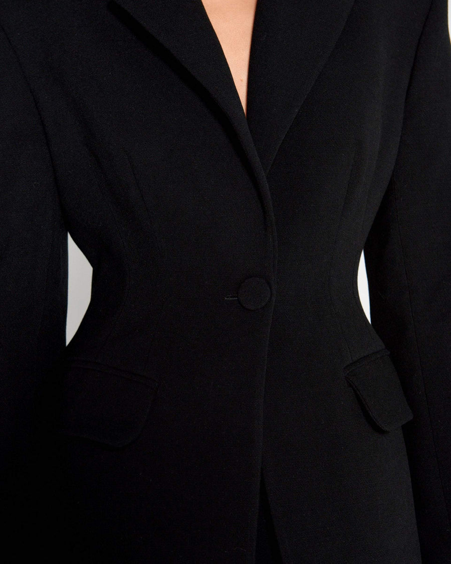 Jaqueline Jacket Black