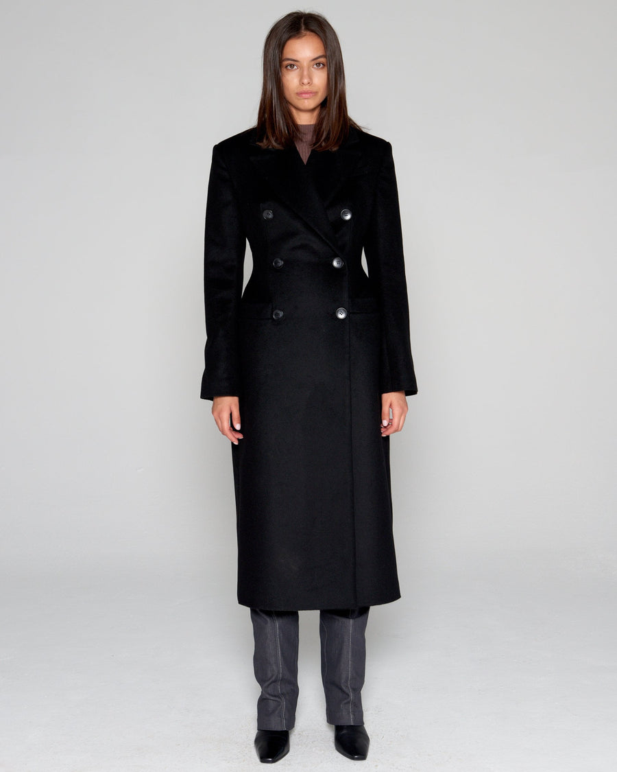 Kiki Coat New Black