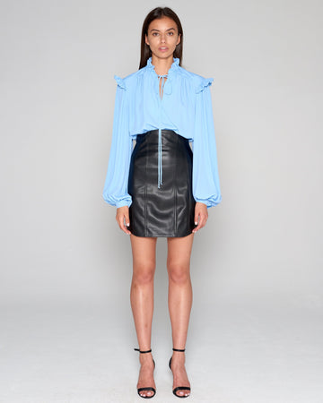 Classie Skirt Leather