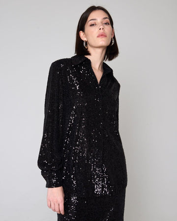 Disco Shirt Black