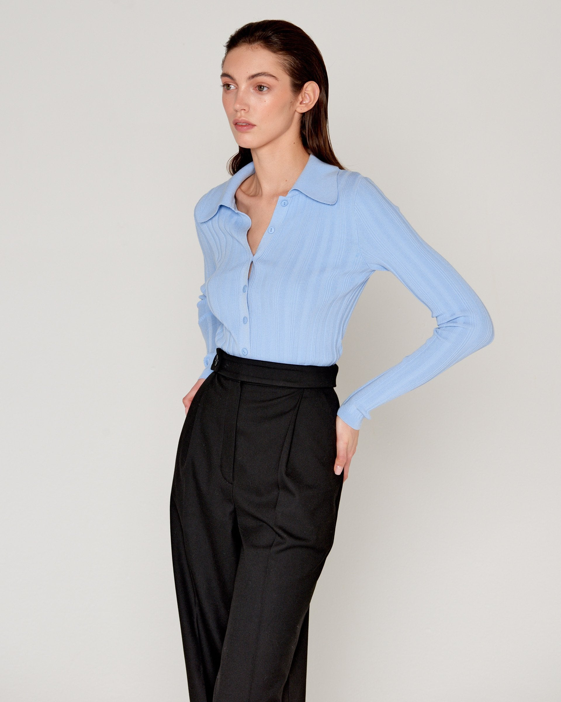 Florian Blouse Blue