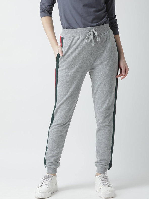 Griffel Women's Basic Solid Trackpant - griffel