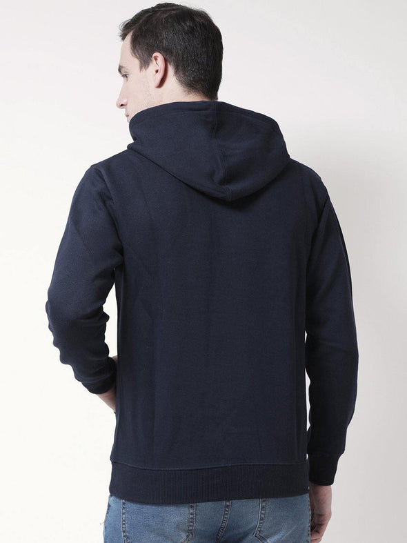 Griffel Men's Full Sleeve Sweatshirt with Hood