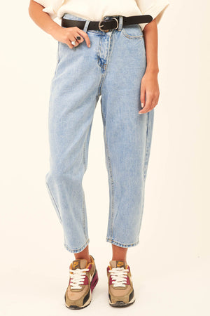 Mantra Pakistan RELAXED JEANS | BOTTOMS