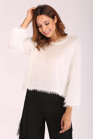 Mantra Pakistan FUZZY TOP | TOPS