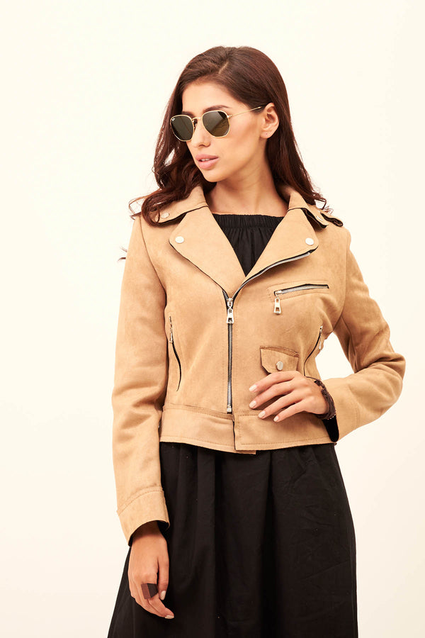 Mantra Pakistan BIKER JACKET | OUTERWEAR