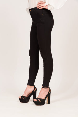 Mantra Pakistan SOLID COLORED JEGGINGS | Western Wear