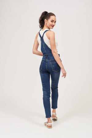 Mantra Pakistan STRETCHABLE  DENIM OVERALL | DRESS