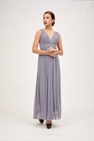 Mantra Pakistan PEARL EMBELLISHMENT EVENING DRESS | DRESS