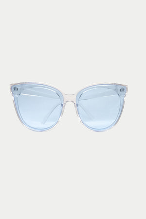 Mantra Pakistan CLEAR ZOE SUNGLASSES | ACCESSORIES
