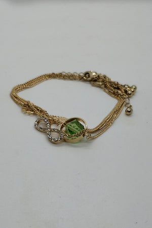 Mantra Pakistan INFINITY STONE BRACELET | ACCESSORIES